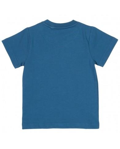 T-shirt con taschino Bambino