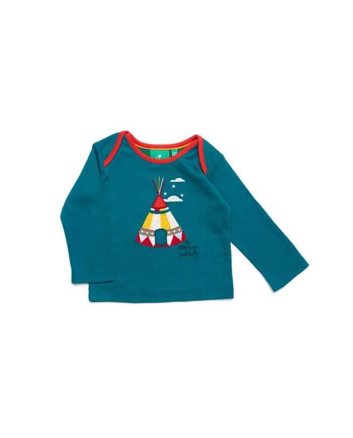 T-shirt manica lunga bambino
