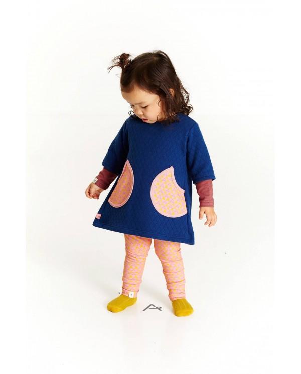 Vestito trapuntato Bambina
