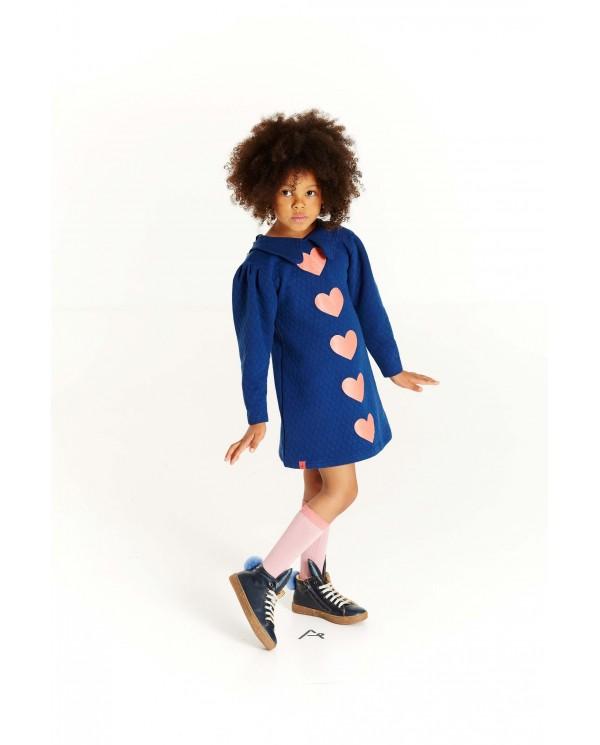 Vestito Bambina con cuori