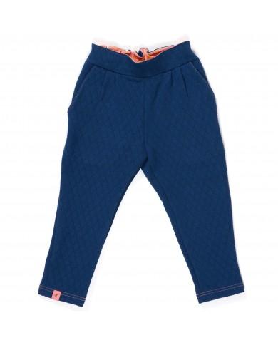 Pantaloni Bambina Trapuntata