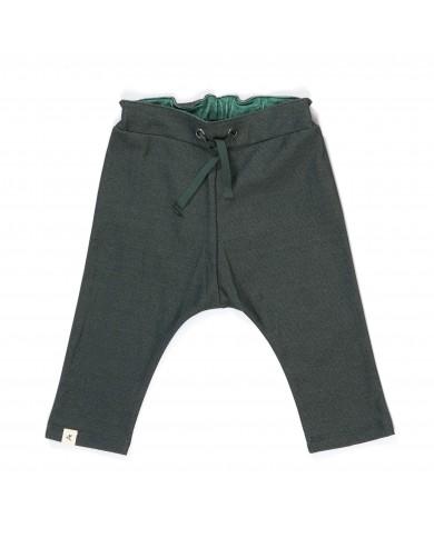 Pantaloni cotone bambino
