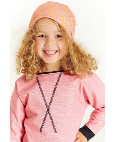 Cappellino bambina boomerang