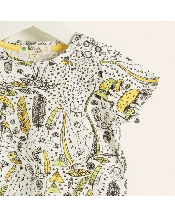 T-shirt UNISEX stampa TheBonniemob