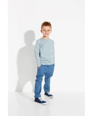 Pantaloni bambino Effetto Jeans