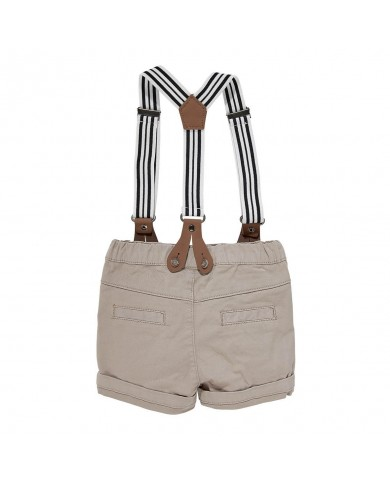 Pantaloni corti Bretelle Noukie's