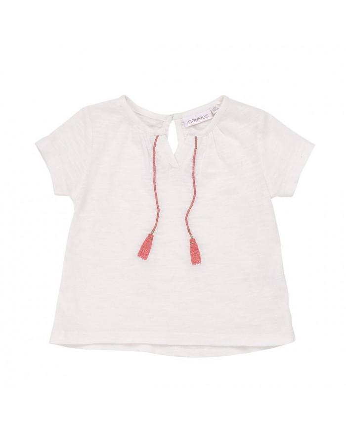 Image of T-shirt Bambina Noukie's 9 Mesi