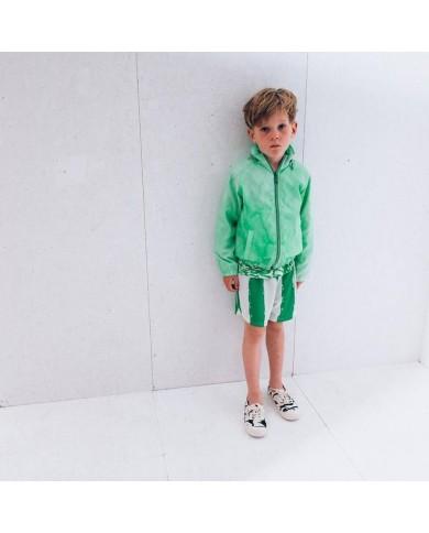 Shorts righe verdi Noé&Zoe Berlin