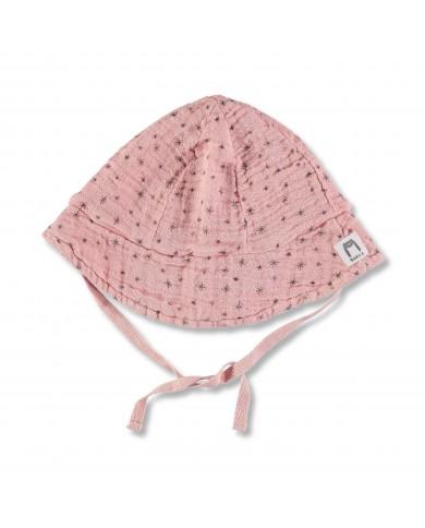 Cappellino ROSA con stelline