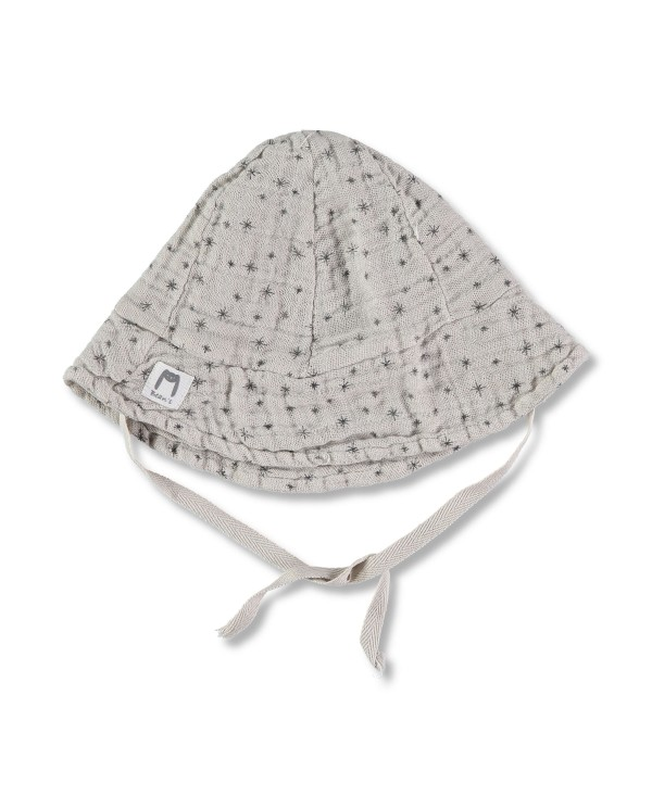 Cappellino GRIGIO con stelline