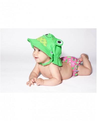 Set costumino contenitivo+ cappellino RANA