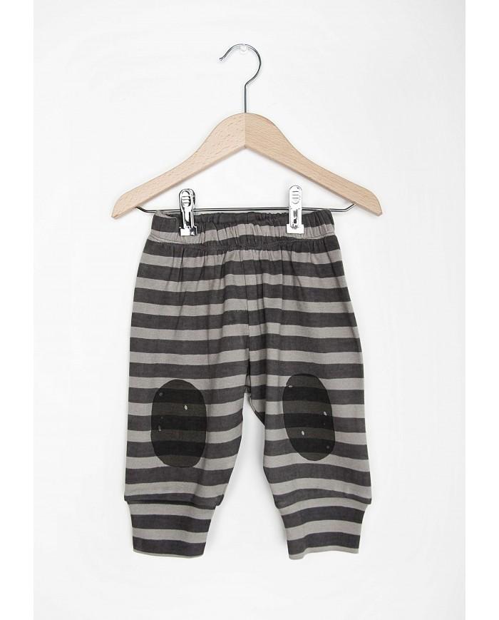 Pantaloni Baby strisce