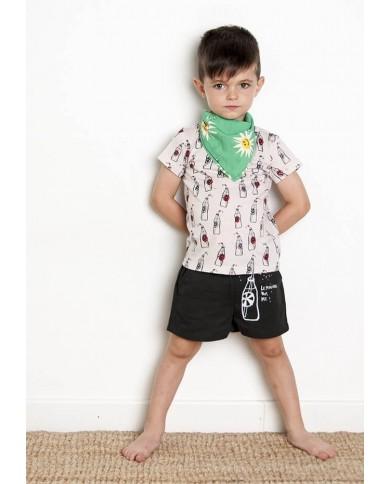Shorts Bambino Lemonade...
