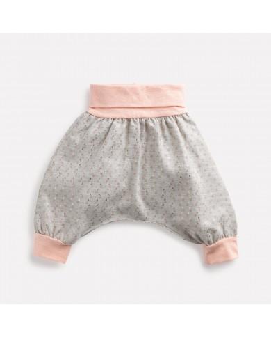 Pantaloni sarouel bambina...