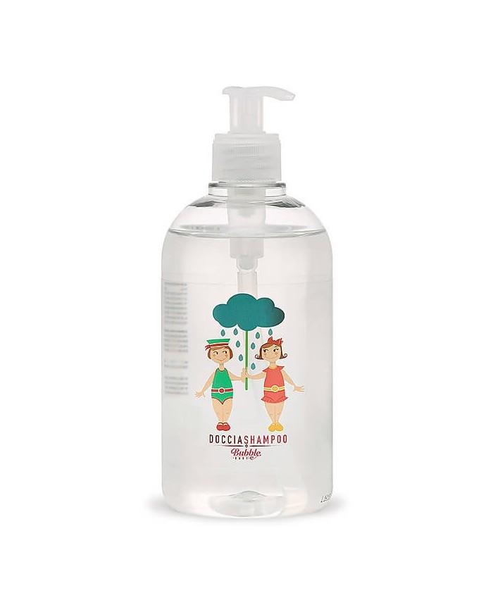 Image of Doccia Shampoo Baby, 500 Ml Bubble&co