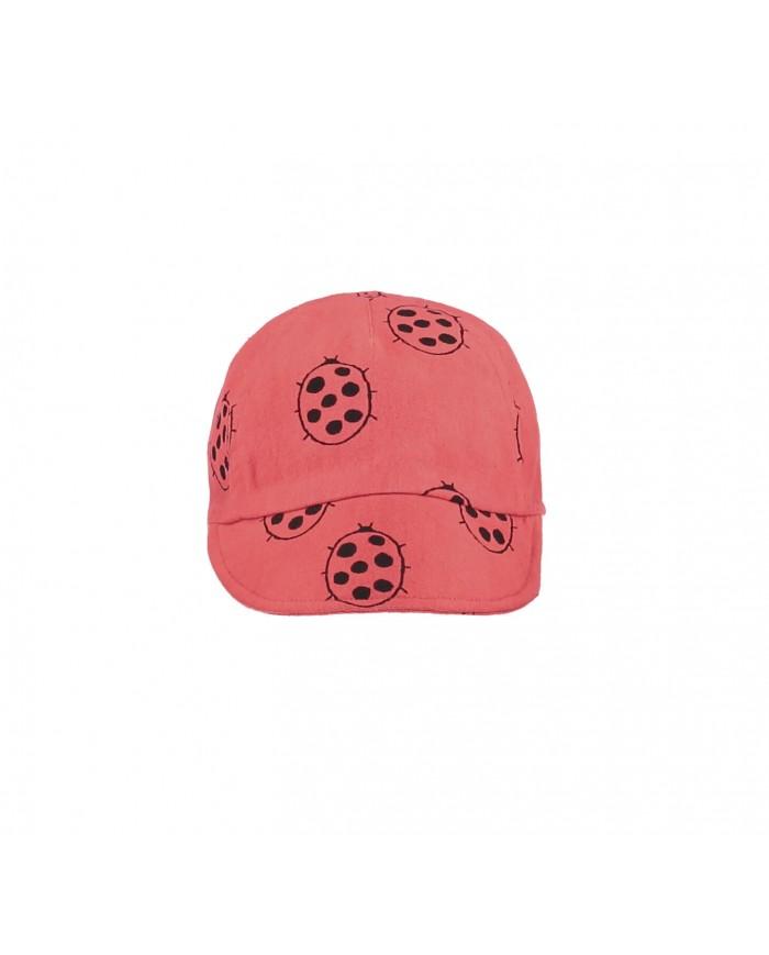 Cappellino bambina coccinelle Nadadelazos d0b0fa5441d7