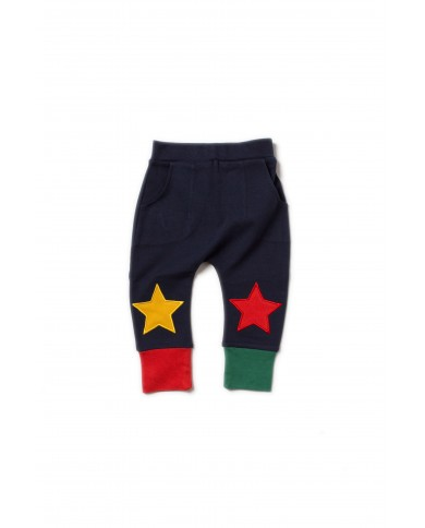 Pantaloni Bambino Blu Navy...