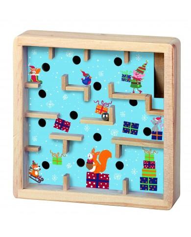 Labirinto in legno...