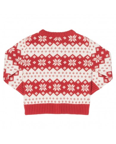 Cardigan tricot fiocchi di...