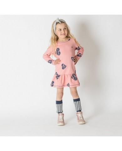 Vestito Bambina Rosa con...