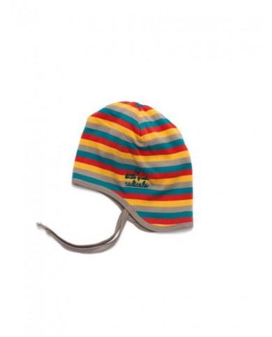 Cappellino multicolore