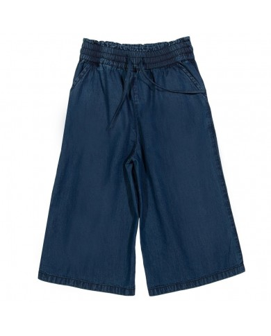 Jeans Bambina Culotte...