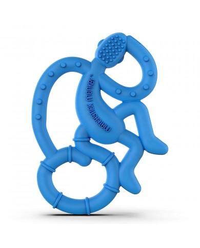 Mini scimmietta dentizione Blu