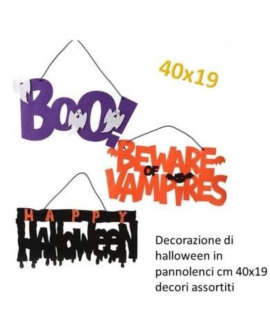 Decorazione Halloween in...