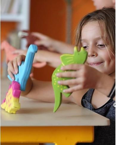 Stegosauro, Baby Dinos -...