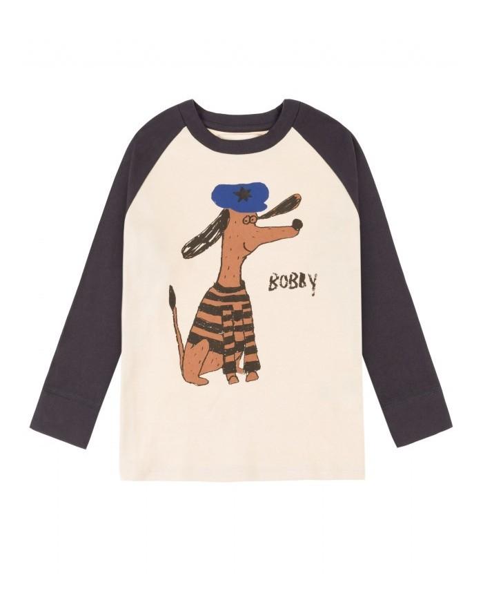 Image of T-shirt Maniche Lunghe Bobby Nadadelazos 3-4 Anni