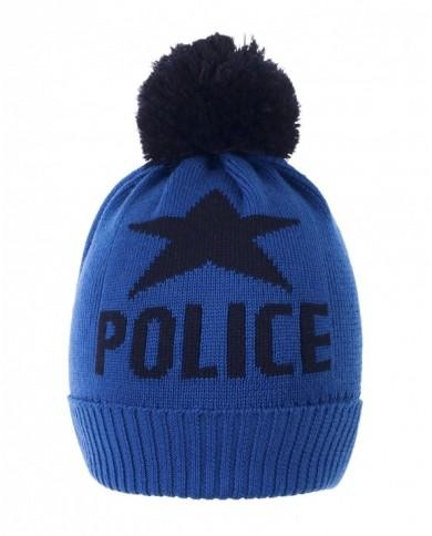 Cappello lana con pompom...