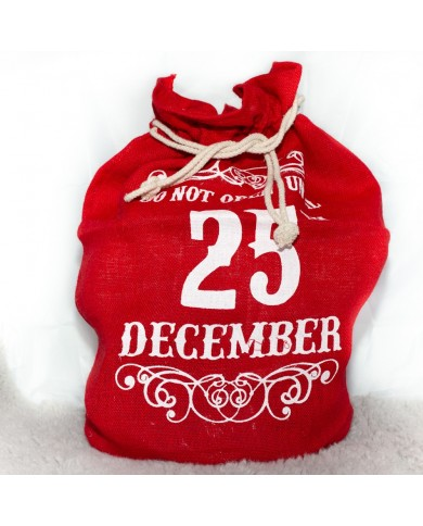 Sacca regali Babbo Natale...