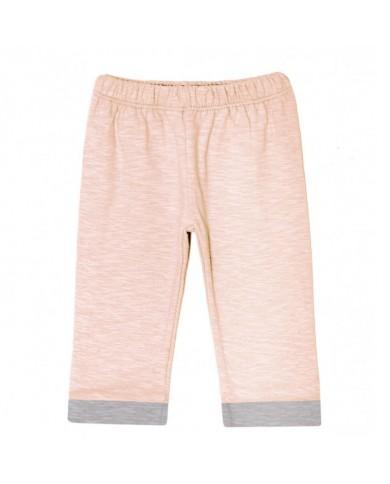 Leggings cotone bambina
