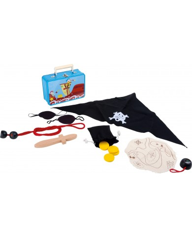 Valigetta Bambini Set Pirata