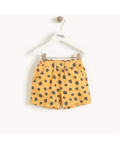Shorts stampa Leopardo The...