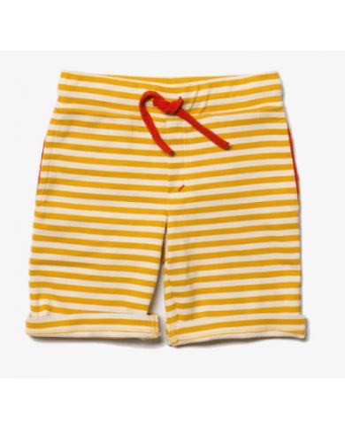 Shorts Unisex righe...