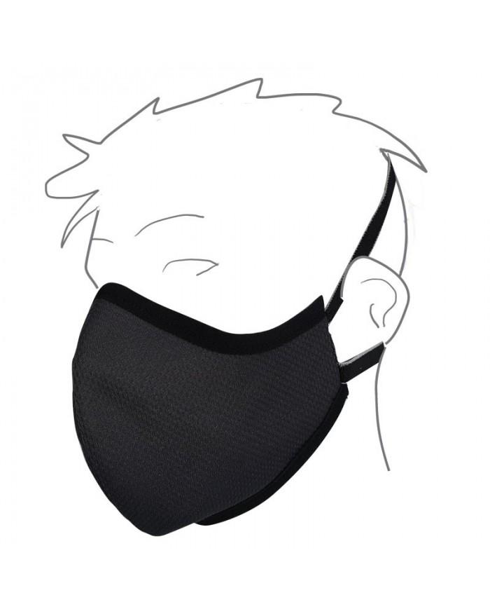 Image of Mascherina Antibatterica G-mask Ninja Unisex In Grafene Tenhortho
