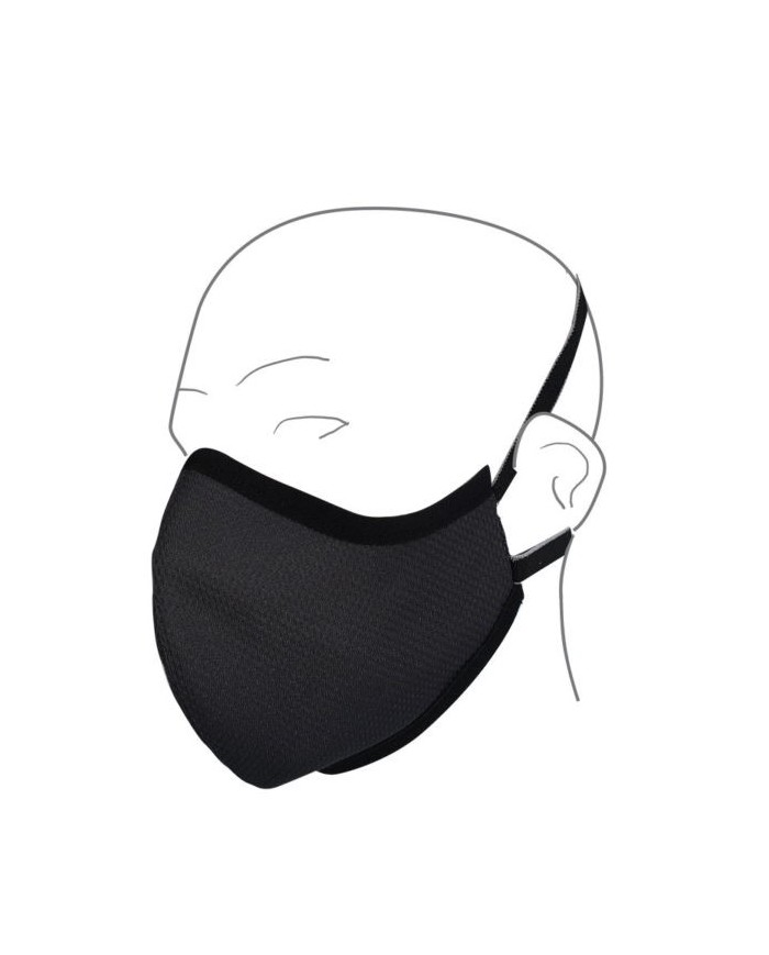 Image of Mascherina Antibatterica G-mask Adulto Unisex In Grafene Tenhortho