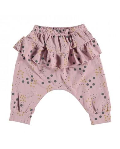 Pantalone bambina stampa...