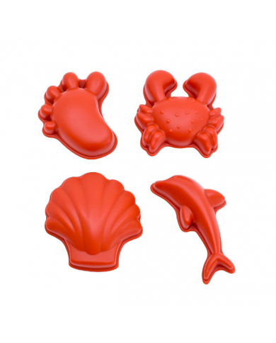 Set 4 Formine in Silicone...