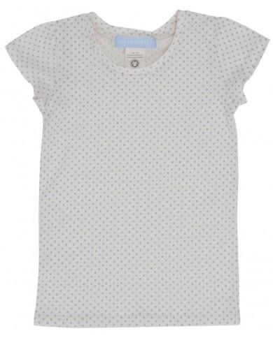 T-shirt Bambina Pois