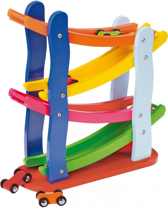 Pista Macchinine Colorata Small Foot Toys