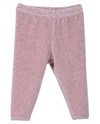 Leggings velluto rosa 100%...