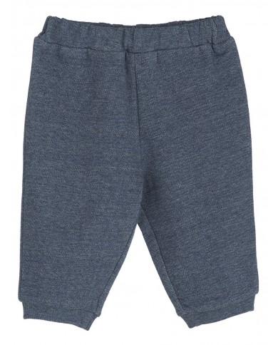 Pantaloni bambino in felpa...