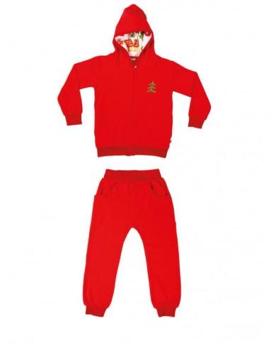 Tuta unisex Rossa cotone...