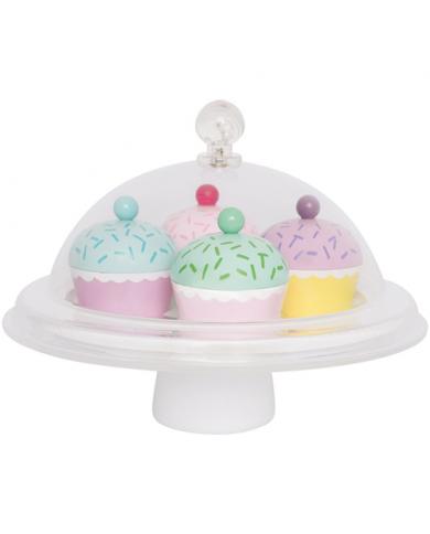 Alzata con cupcakes Jabadabado