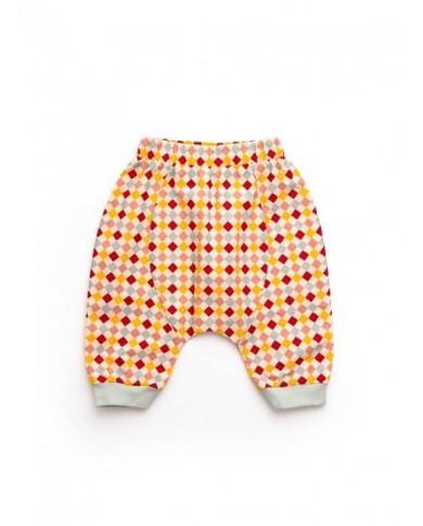 """Pantaloni """"Rombi colorati"""""""