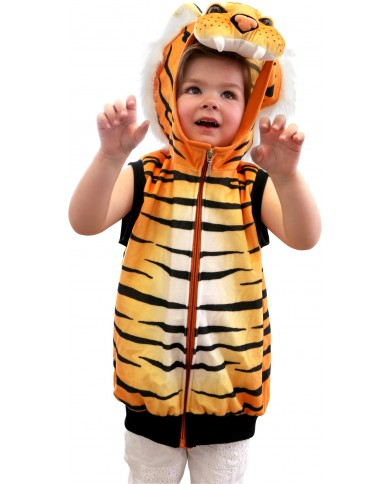 Costume Gilet Tigre Small...