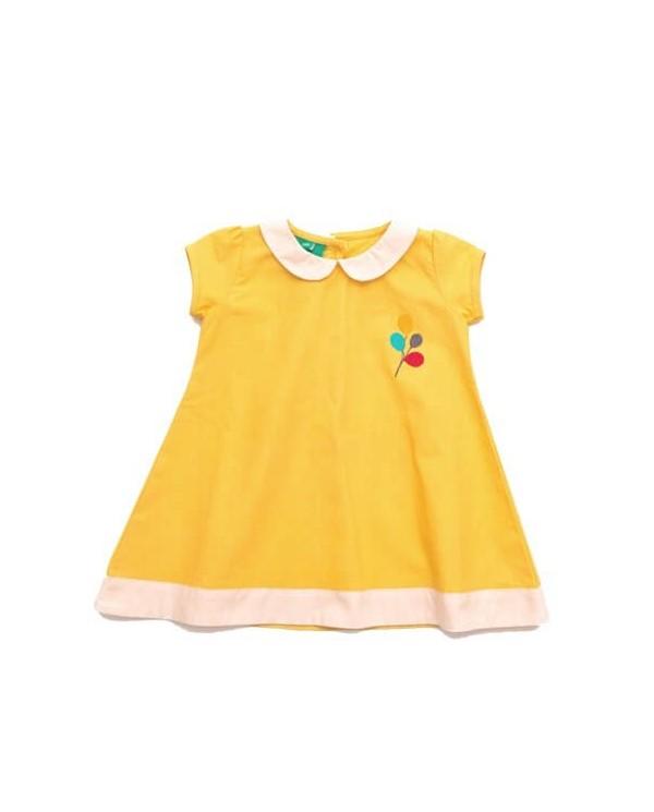 Vestito Cotone Bambina