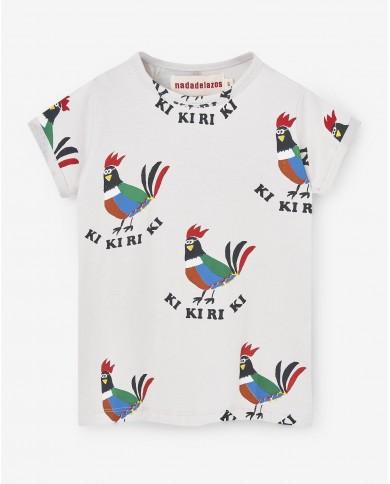 T-shirt per Bambini Gallo...